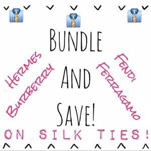 BUNDLE & SAVE ON TIES! 👔🙌🏻💯